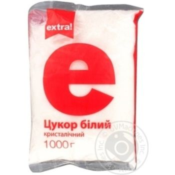 Сахар Extra! белый кристаллический 1кг