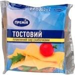 Сыр плавленый Премія Тостовый ломтиками 150г