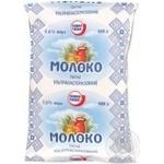 Молоко Повна чаша ультрапастеризованное 2.6% 900г