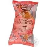 Круасан Премія с начинкой со вкусом вишни 65г