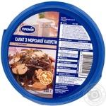 Салат Премія из морской капусты с грибами 350г