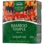 Чай зеленый Премія Bamboo Temple китайский листов 100г