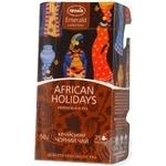 Чай черный Премія African Holidays кенийский мелк 25*2г