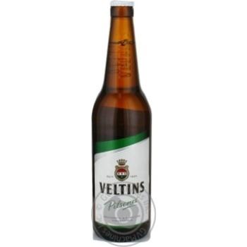 Пиво светлое 4.8% 500мл стеклянная бутылка