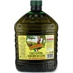 Масло оливковое Salvadori Extra Virgin 5л