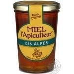 Мед Miel I'Apiculteur с Альпийских гор натуральный 500г