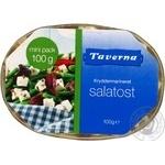 Сыр Taverna Salatost в масле на травах 46% кор/мол 100г