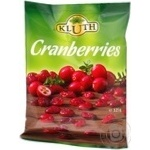 Dried fruits cranberry Kluth in sugar 125g