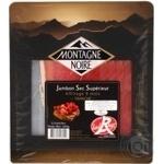 Jambon Montagne noire sun dried 100g