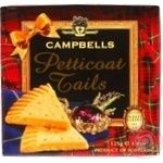 Cookies Campbells shortbread