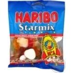 Цукерки Haribo Зоряний мікс фруктові жувальні 100г