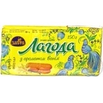Печенье Загора Лагода сахарное с ароматом ванили 150г