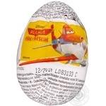 Chocolate egg Disney Planes 20g