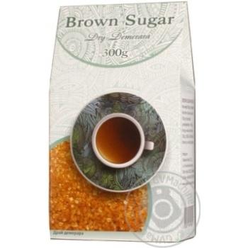 Сахар Аскания-Пак Dry Demerara коричневый 300г - купить, цены на Varus - фото 4
