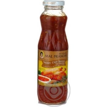 Соус Maepranom солодкий чилі 300мл - купити, ціни на Ашан - фото 3