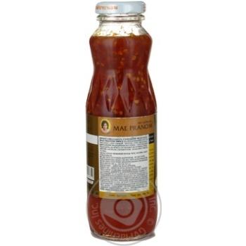 Соус Maepranom солодкий чилі 300мл - купити, ціни на Ашан - фото 4