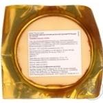 Сыр плавленый WestZaner колб коп оригинал нарез45% 150г