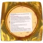 Сыр плавленый WestZaner колб коп с ветчин нарез45% 150г