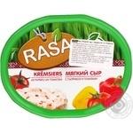 Сыр Rasa с паприкой и томатами 62% 180г