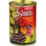olive Senorita canned 280g