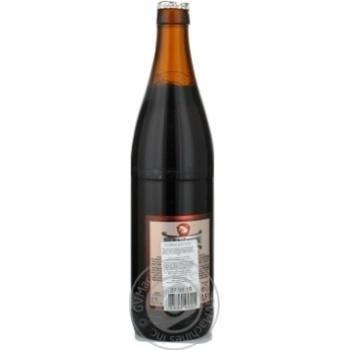 Пиво Pernstejn Granat темне 5,7% 0,5л - купити, ціни на Ашан - фото 3