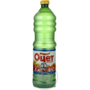 Раствор уксусной кислоты Салюков  водный 9% 1л