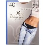 Колготы женские FashionTop40 4беж Украин шт