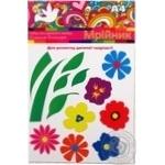 Папір кольоровий Тетрада Мрійник 10 кольорів 50 аркушів