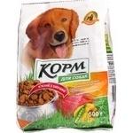 Food Povna chasha dry for dogs 500g