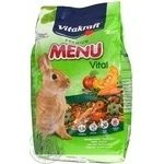 Vitakraft Menu Feed for Rabbits 1kg
