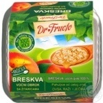 Puree Dr.fructo peach for children 115g