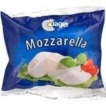 Сыр Jager Моцарелла с коровьего молока 45% 125г