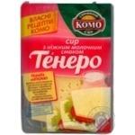 Сир 50% Тенеро Комо слайс 150г