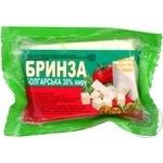 Сир Світло сир Бринза Болгарська 30% в/у кг