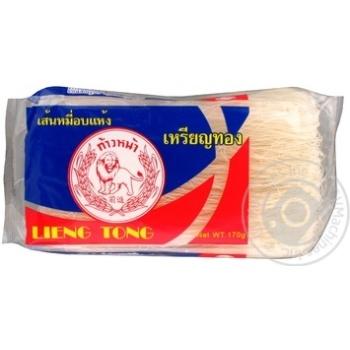 Вермишель Golden Lion рисовая тайская 170г