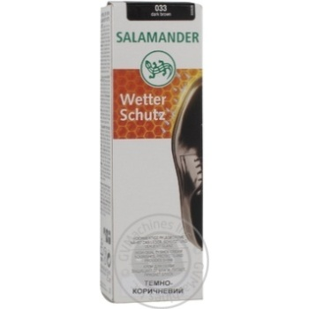 Cream Salamander for shoes 75ml - buy, prices for Novus - image 1