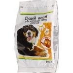 Сухий корм Кожен день для дорослих собак курячий 500г - купити, ціни на Ашан - фото 6