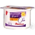 Auchan Cream Vanilla Cheese