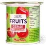 Auchan Berry Yogurt