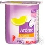 Йогурт Ашан ароматизированный 0% 125г