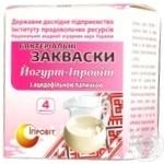 Закваска бактериальная Импровит Йогурт-Импровит с ацидофильной палочкой 4х0.5г