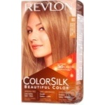 Фарба для волосся Revlon ColorSilk 60 Темний попелястий блондин 6А