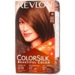 Фарба для волосся Revlon ColorSilk 41 Середній каштановий 4N