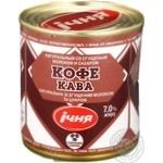 Кофе Ичня натуральный со сгущенным молоком и сахаром 7% 370г жестяная банка Украина