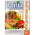 Food Optima for rodents 500g