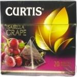 Чай Кертис черное пакетированный 20шт 36г