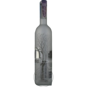 Водка Belvedere 40% 0,5л - купить, цены на Novus - фото 3