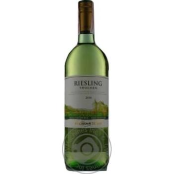 Вино Thomas Rath Рислинг белое сухое 11% 1л