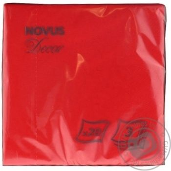 Napkins Private import paper - buy, prices for Novus - image 3