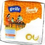 Napkins Family Private import white